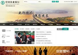 中国农业银行巴南支行【内网】