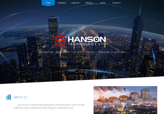 Hanson Technology Ltd