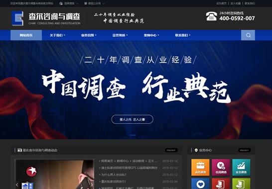 重庆查尔安全防务科技有限公司