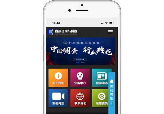 重庆查尔安全防务科技有限公司【手机版】