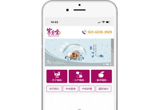 四川紫盛堂健康管理有限公司【手机版】