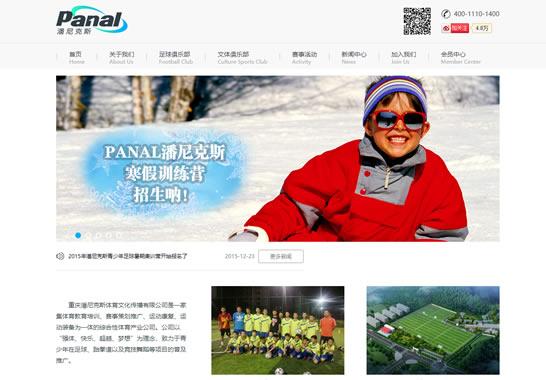 重庆潘尼克斯体育文化传播有限公司