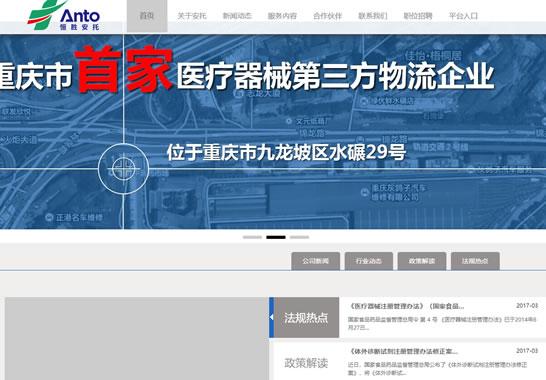 重庆恒胜安托医疗器械有限公司